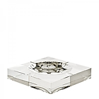 EH 108211 Ashtray Alessandro 20x20cm