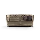 VITFRI VF50329 Gori Sofa bed cm 241 FABRIC VF900/38PROFILE VF1600 6 Feet glossy bronze