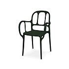 MAGIS Chair_Milla SD2100 dark green 1556 C