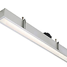 SLV 160134 T5-BAR recessed light, rectangular, alu anodized, 1xT5 54W