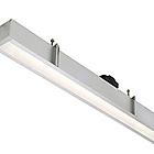 SLV 160134 T5-BAR recessed light, rectangular, alu anodized, 1xT5 54W