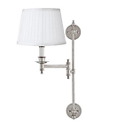 EH Wall Lamp Indigo 107335 nickel finish/swing arm бра