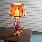 EUROLUCE big lamp ORFEO AMETHYST