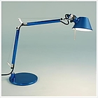 AT A011850 TOLOMEO MICRO  with base: anodized blue