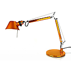 AT A011860 TOLOMEO MICRO with base: anodized orange
