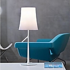FC Birdie tavolo grande with touch dimmer  Bianco 221001 10 настольная лампа белая