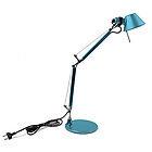 AT A011870 TOLOMEO MICRO with base: anodized turquoise
