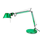 AT A011880 TOLOMEO MICRO  with base: anodized green