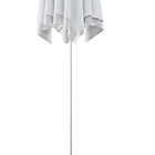 LIKA   PTFAZZO180/C01 торшер  (цвет белый) D-420mm H-1800mm