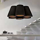 CD_MODO Florinda 6 suspension lamp FLOESO006P01 col. 505