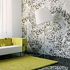 MOOOI Double shade MOLDS-----W  white  material PVC/viscose laminate on metal structure, base: powder coated steel