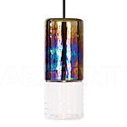TDX FKL01OLEU FLASK LONG PENDANT OIL