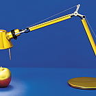 AT AS01180023 TOLOMEO MICRO with base: gold
