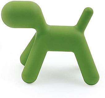 MAGIS Puppy MT54 V green 1001 C Large dog in polyethylene
